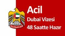 Dubai Vize İşlemleri – Acil Dubai Vizesi