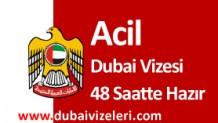 Dubai Vize Başvuru İşlemleri